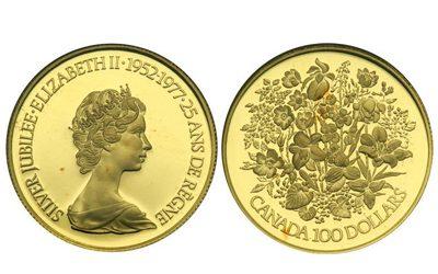 100 Δολάρια Καναδά