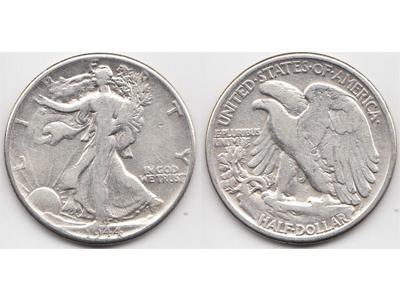 1/2 Δολάριο Walking Liberty