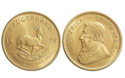 Χρυσό νόμισμα Αφρικής