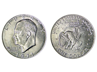 1 Δολάριο Eisenhower