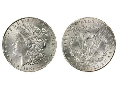 1 Δολάριο Morgan