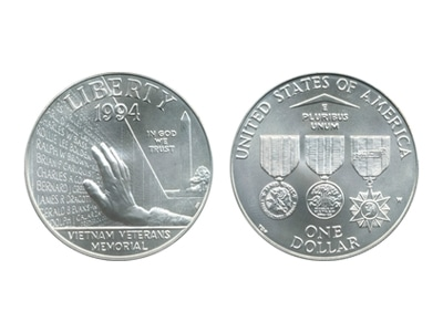 1 Δολάριο Vietnam