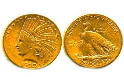 10 Δολάρια του 1910